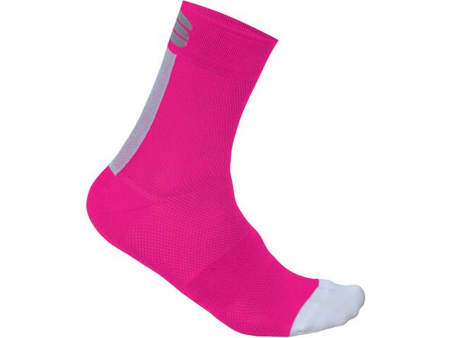 Sportful Bodyfit Pro 12 Socks Damen bubble gum/white